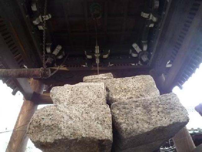 名古屋 浄信寺、鐘楼