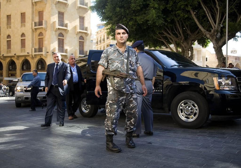 Lebanese Parliament postpones Presidential Vote