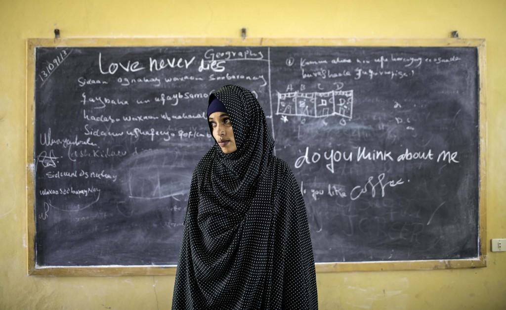 UN Foundation Mission to Jijiga, Girls in School